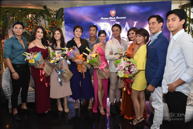 PHOTOS: PHR Presents Araw Gabi Media Conference
