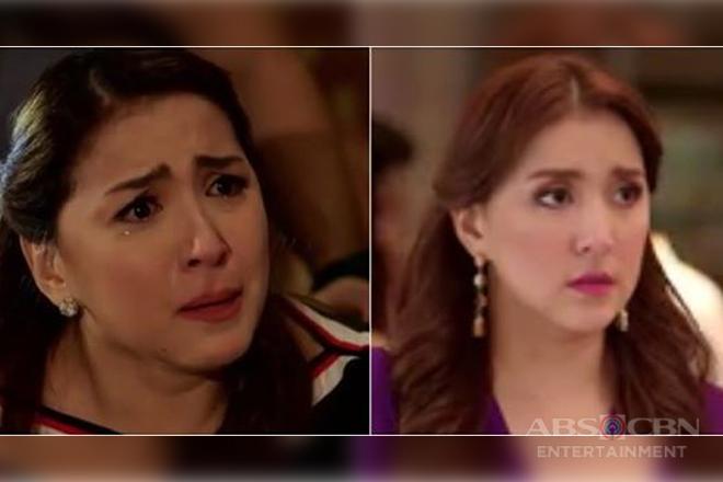 Ara Mina's acting skills was a big revelation in this intriguing scene of Araw Gabi