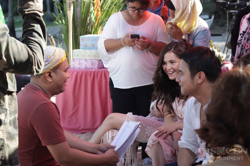 LOOK! Behind-The-Scenes photos of #ArawGabiBirthday