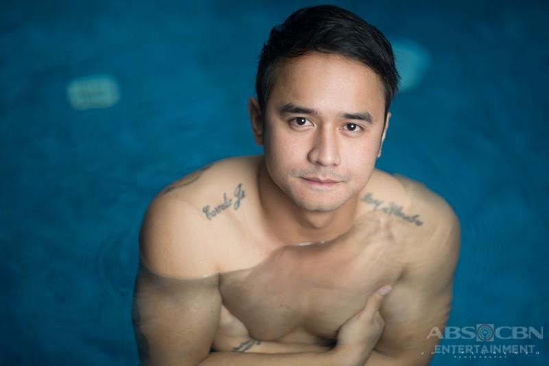 OFFICIAL PICTORIAL: JM De Guzman bilang si Adrian Olvidar sa Araw Gabi