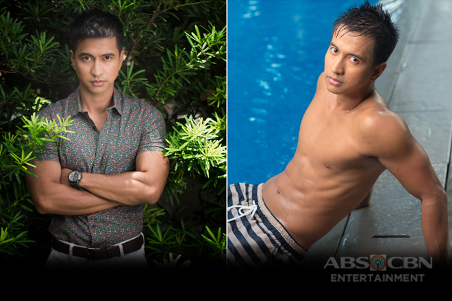 IN PHOTOS: RK Bagatsing bilang si David Garcia sa Araw Gabi