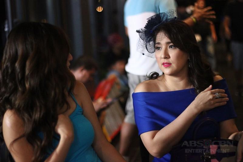 Behind-The-Scenes: Ara Mina's first taping day on Araw Gabi