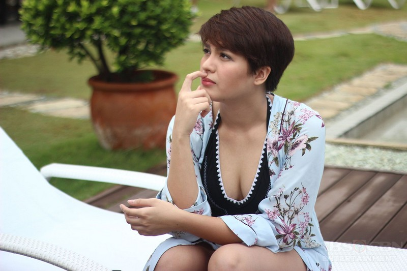 Behind-The-Scenes: Jane Oineza bilang si 'Amber' sa Araw Gabi