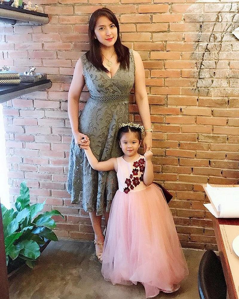 PHOTOS: Ara Mina with her charming minime Amanda Gabrielle