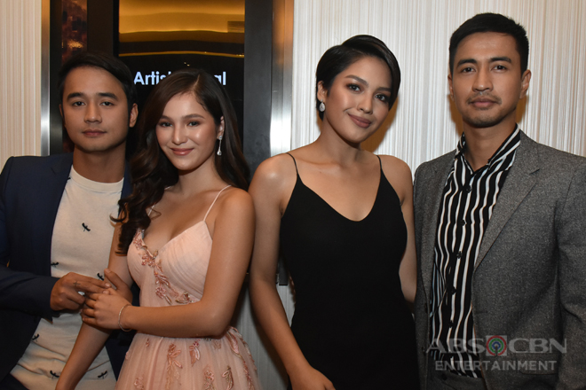 TEST ALBUM WITHOUT DESC- PHR Presents Araw Gabi stars at The Front Row Experience: An ABS-CBN Trade Event