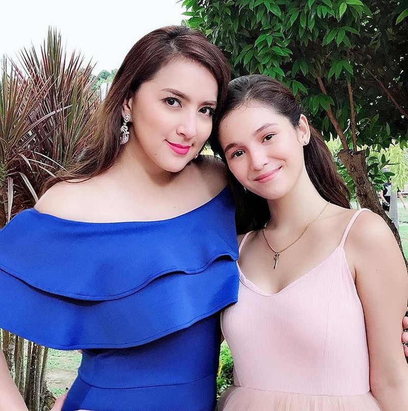 LOOK:  Off-cam bonding moments of Ara Mina and Barbie Imperial