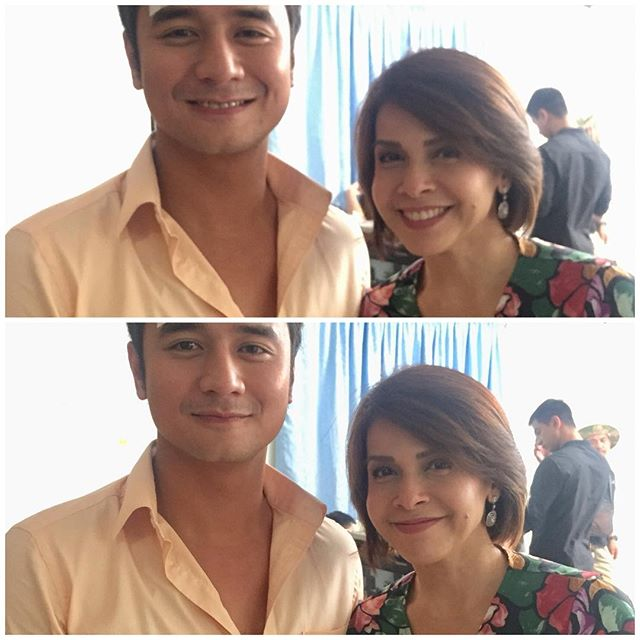 On the set of Araw Gabi: What Rita and JM do in between takes
