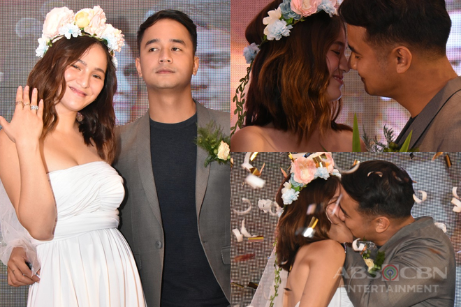 IN PHOTOS: JM and Barbie's Kasal-kasalan at JuanBie FanCon 2