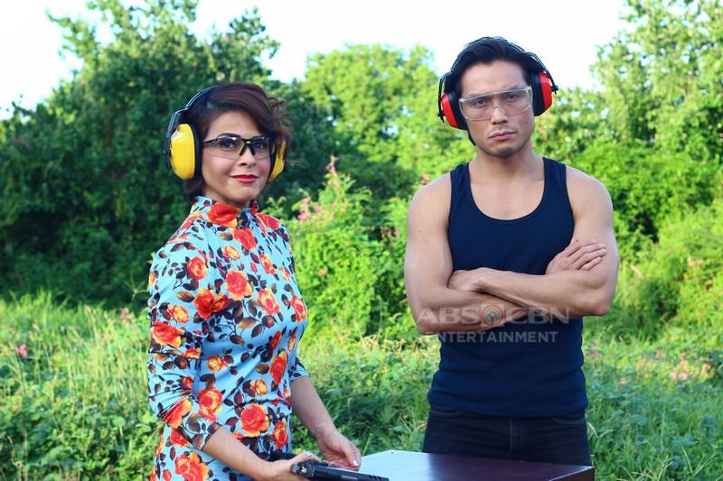 Missing Araw Gabi? Balikan ang ilan sa kanilang makukulit na litrato Off-cam