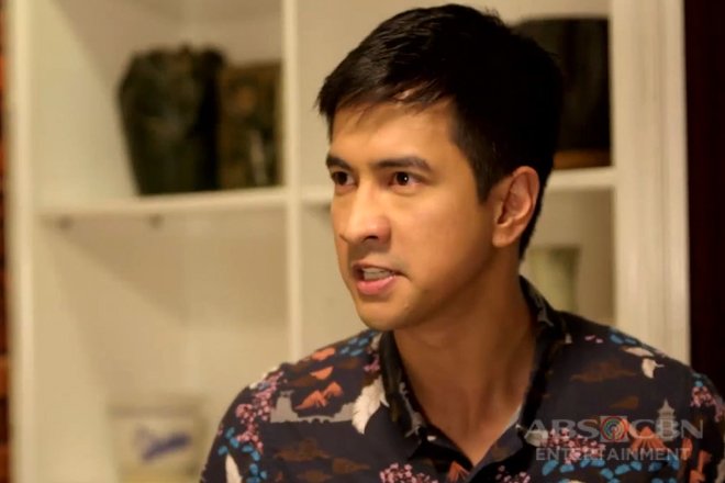 Are we seeing Mister Mayor or is it Araw Gabi's David? See for yourself!