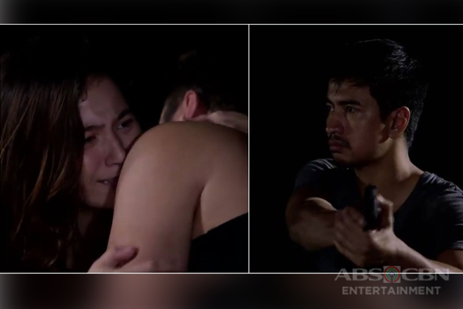 WATCH: David's courageous act that saved Mich and Adrian on Araw Gabi