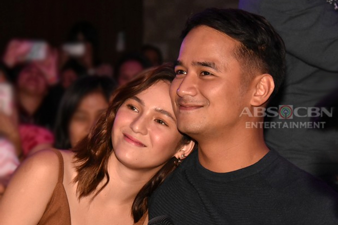 """WATCH: JuanBie's kilig reactions to PHR Araw Gabi Finale!"""